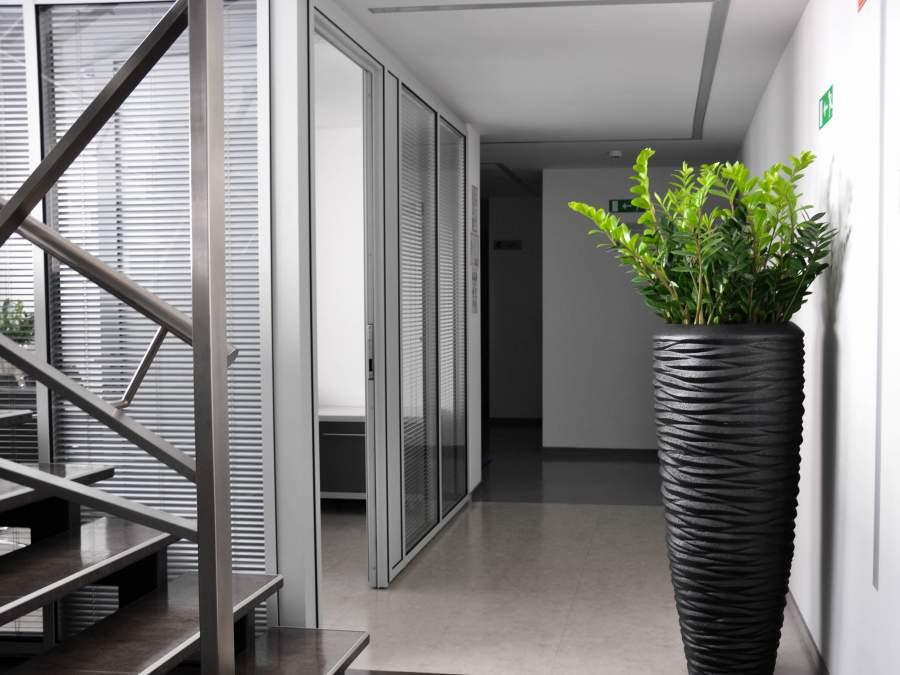 Aluminijaste Steklene Predelne Pregradne Stene 22 Pi-Modul
