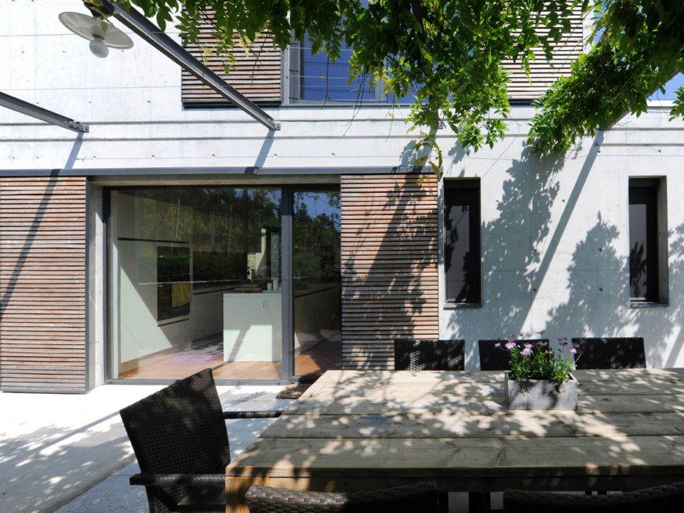 Aluminijasta Okna in Vrata Steklena Stena Pi-Modul